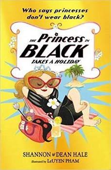 The Princess in Black Takes a Holiday by Shannon and Dean Hale