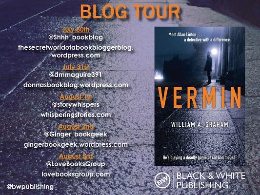 Vermin blog tour
