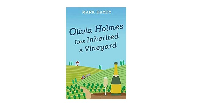 Feature Image - Olivia Holmes has Invented a Vinyard by Mark Daydy