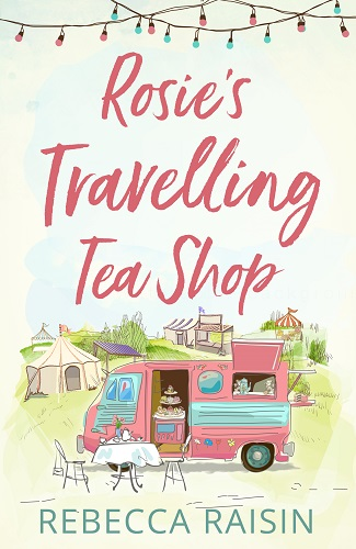 Rosiess Travelling Tea Shop Cover