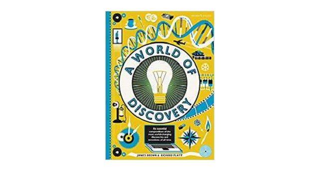Feature Image - A World of Discovery by Richard Platt