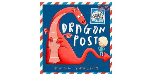 Feature Image - Dragon Post by Emma Yarlett
