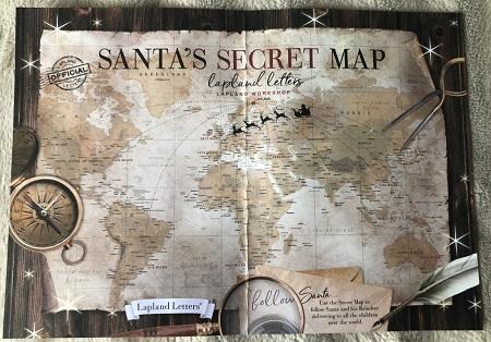 Santa Letter Seven