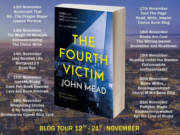 The Fourth Victim Full Tour Banner