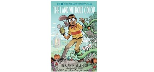 Feature Image - The Land without colour by Benjamin Ellefson