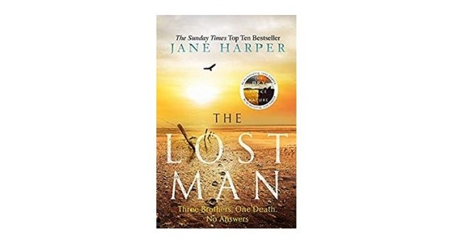 Feature Image - The Lost Man by Jane Harper