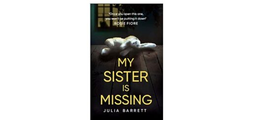 Feature Image - My Sister is Missing by Julie Barrett