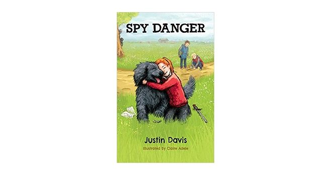 Feature Image - Spy Danger by Justin Davis