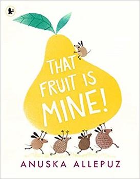That fruit is mine by Anuska Allepuz