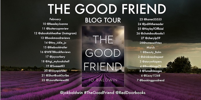The Good Friend poster