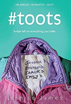 Toots book cover by Linh Le James