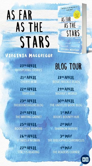 As far as the stars tour poster
