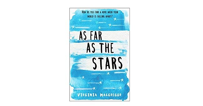 Feature Image - As Far as the Stars by Virginia Macgregor