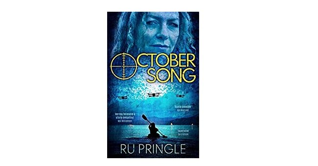 Feature Image - October Song by Ru Pringle