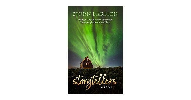 Feature Image - Storytellers by Bjorn Larssen