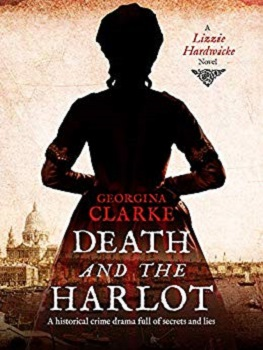 Death and the Harlot by Georgina Clarke
