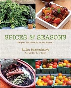 Spices & Seasons by Rinku Bhattacharya