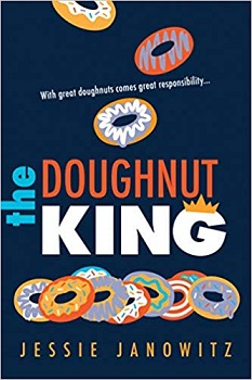 The Doughnut King by Jessie Janowitz