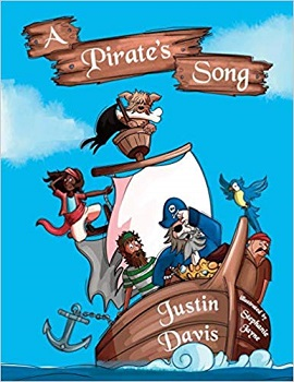 A Pirates Song by Justin Davis