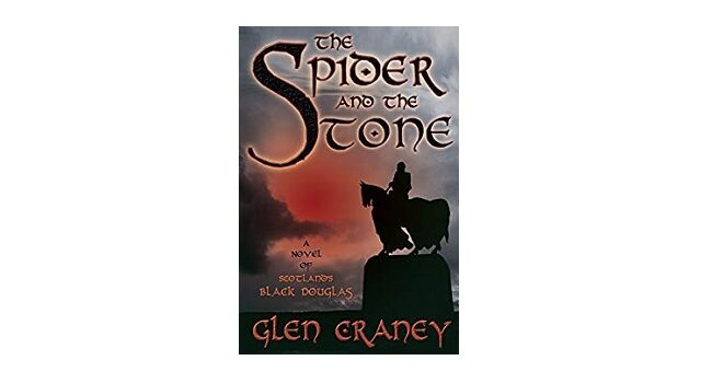 Feature Image - The Spider and the Stone by Glen Craney