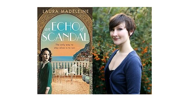 Feature Image - An Echo of Scandal by Laura Madeleine