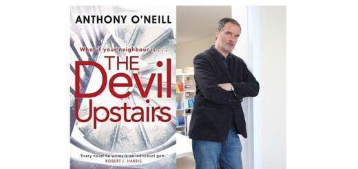 Feature Image - The Devil Upstairs by Anthony O'Neill