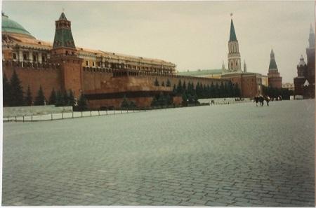 Content For Whispering Stories - Lenin's Mausoleum