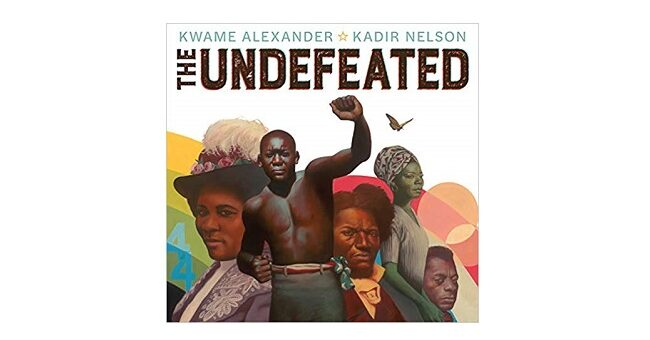 Feature Image - The Undefeated by Kwame Alexander