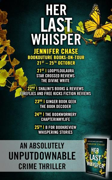 Her Last Whisper - Blog Tour