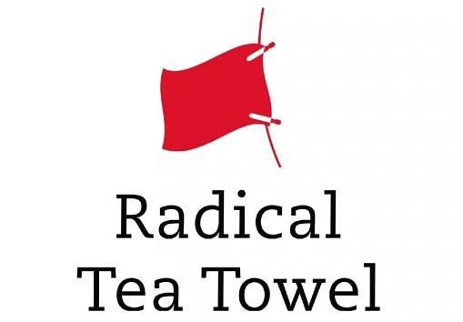 radical tea towel