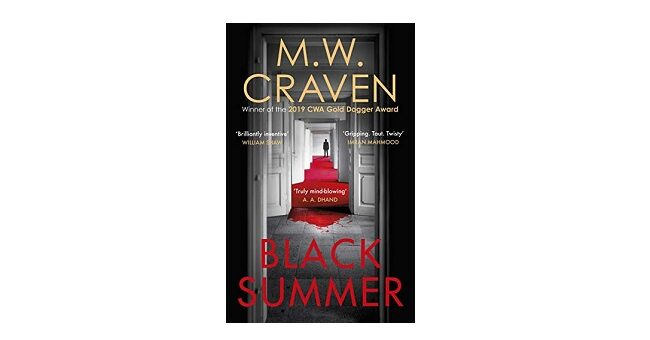 Feature Image - Black Summer by M.W Craven