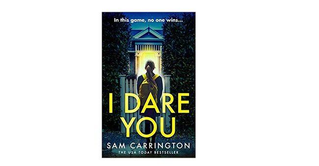 Feature Image - I Dare you by Sam Carrington