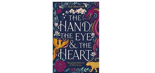 Feature Image - The Hand, the Eye and the Heart by Zoe Marriott
