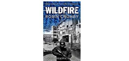 Feature Image - Wildfire by Robin Crumby