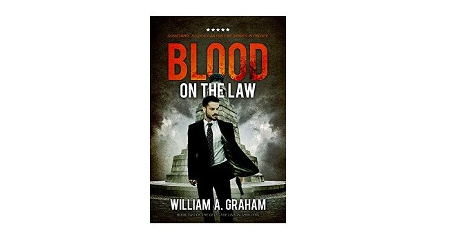 Feature Image - Blood On The Law by William A. Graham
