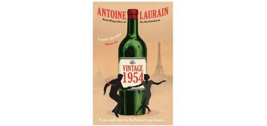 Feature Image - Vintage 1954 by Antoine Laurain