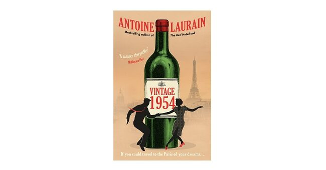 Feature Image - Vintage 1954 by Antoine Laurain