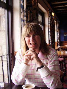 Karen Ross What's your Idea of a Dream First Date