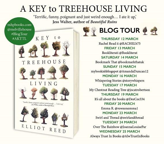 A Key to Treehouse Living blog tour