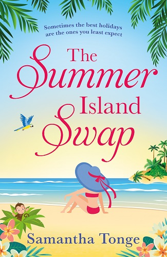 Book cover The Summer Island Swap