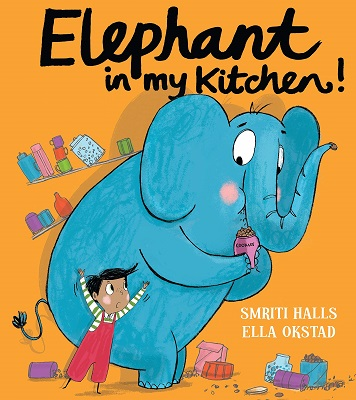 Elephant in my Kitchen by Smriti Halls