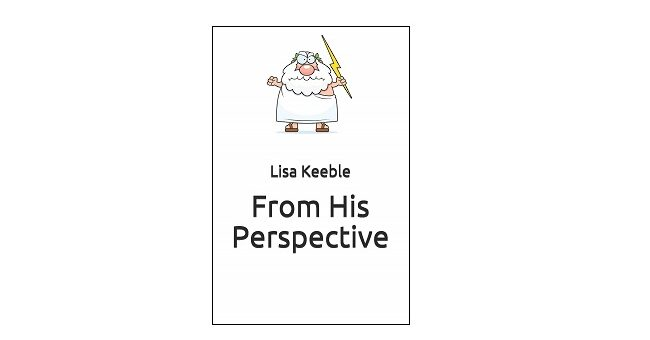 Feature Image - From His Perspective by Lisa Keeble