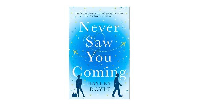 Feature Image - Never Saw You Coming by Hayley Doyle
