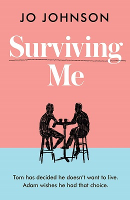 Surviving Me Cover
