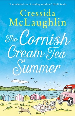 The Cornish Cream Tea Summer by Cressida Mclaughlin