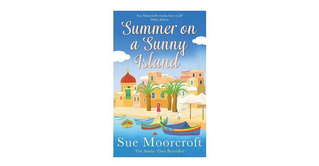 Feature Image - Summer on a Sunny Island by Sue Moorcroft