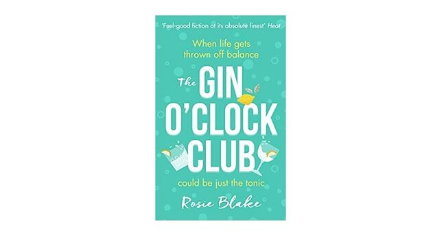 Feature Image - The Gin O'Clock Club by Rosie Blake