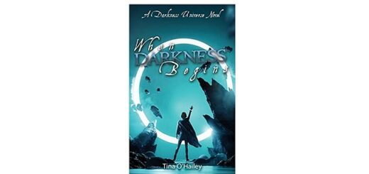 Feature Image - When Darkness Begins by Tina O'Hailey book