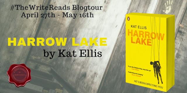 Harrow Lake Tour Poster