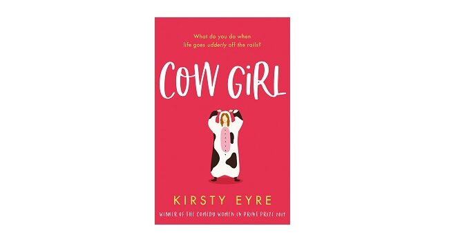 Feature Image - Cow Girl by Kirsty Eyre